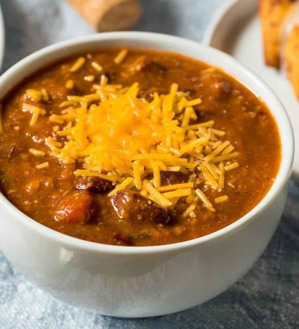 Chili Homemade Soup