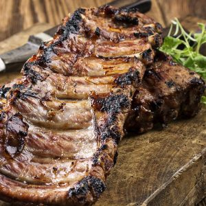Pork Ribs - 8 Bones
