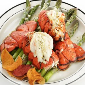 Twin 4oz. Lobster Tails